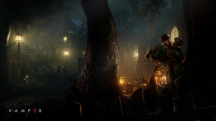 Vampyr: All Melee Weapons Locations Guide 1
