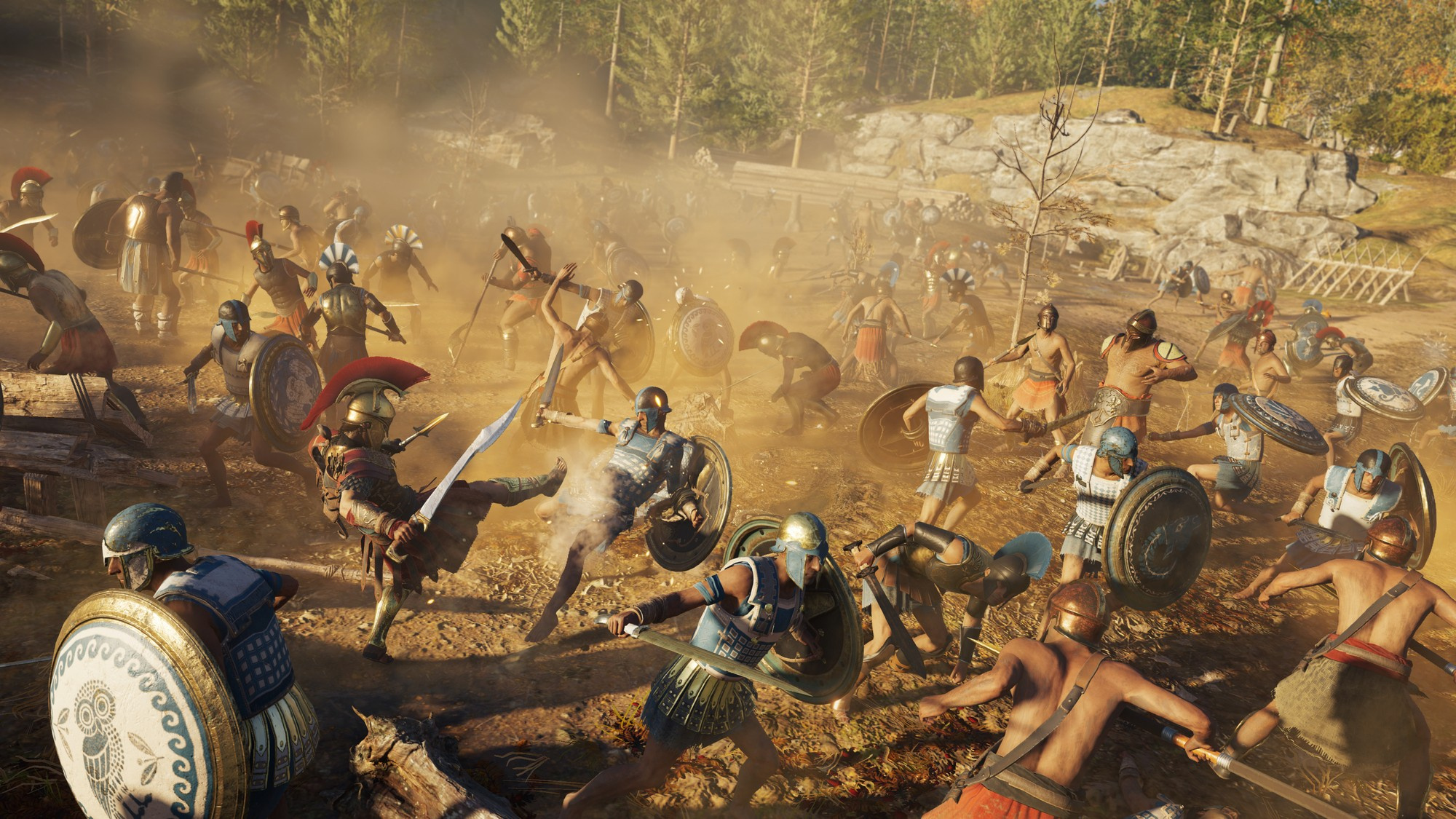 Assassins Creed Odyssey Character Builds Combining Abilities To