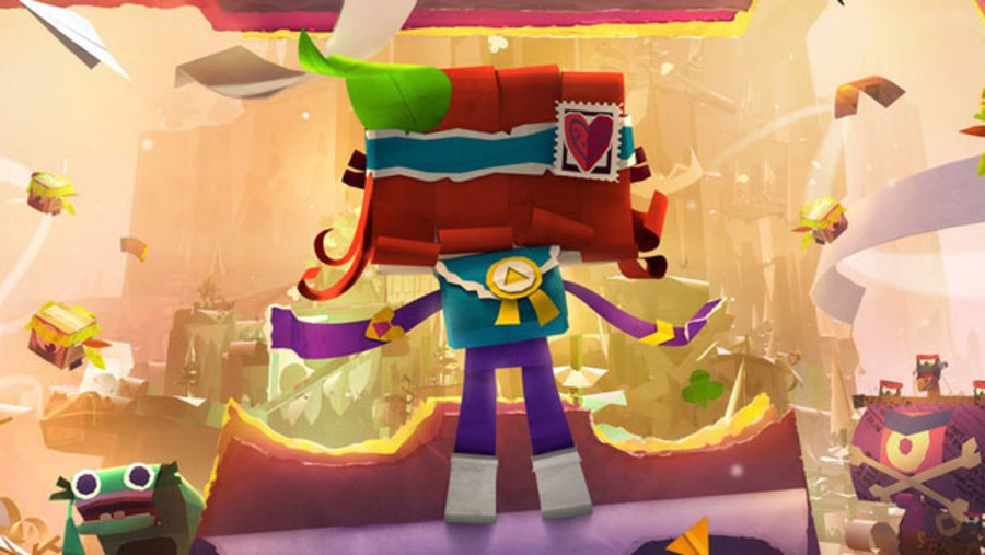 Tearaway Unfolded PS4 PlayStation 4