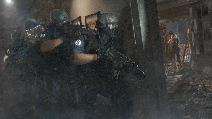 Tom Clancy's Rainbow Six: Siege PS4 PlayStation 4