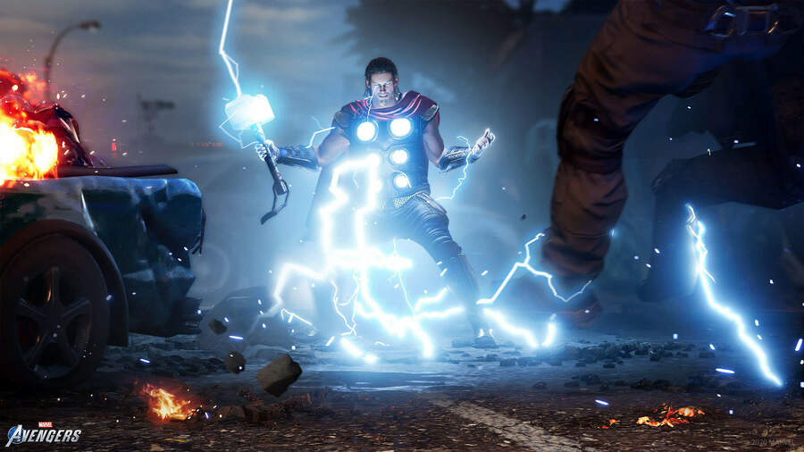 Marvel's Avengers Game: All Free Thor Unlocks Guide 1