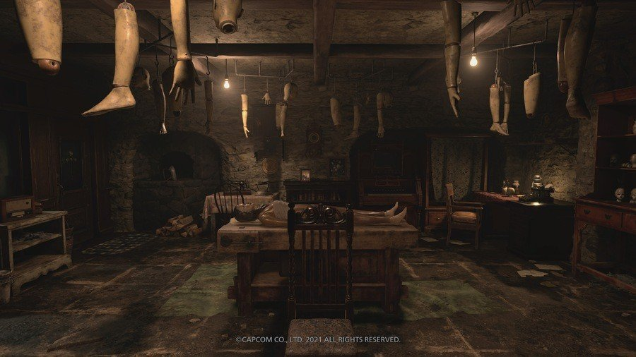 Resident Evil Village: How to solve the Doll Workshop Mannequin Puzzle Guide 1
