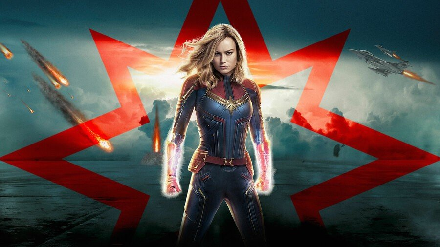 Captain Marvel Movie 2019 HD Wallpaper 1