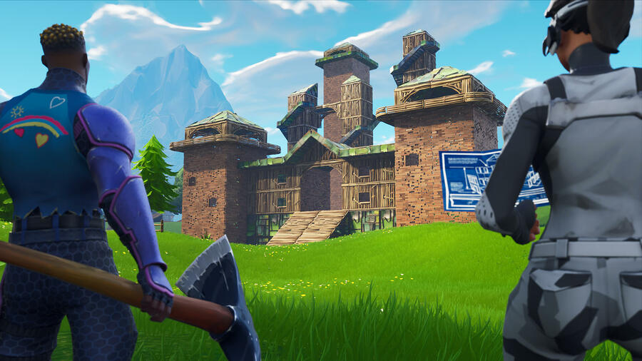 Fortnite PS4 PlayStation 4