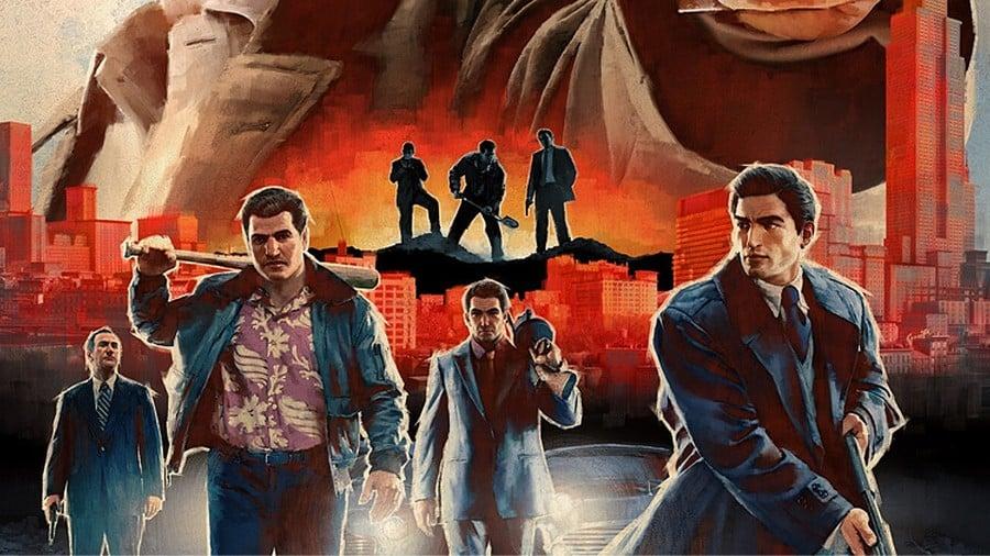 Mafia 2 PS4 Patch