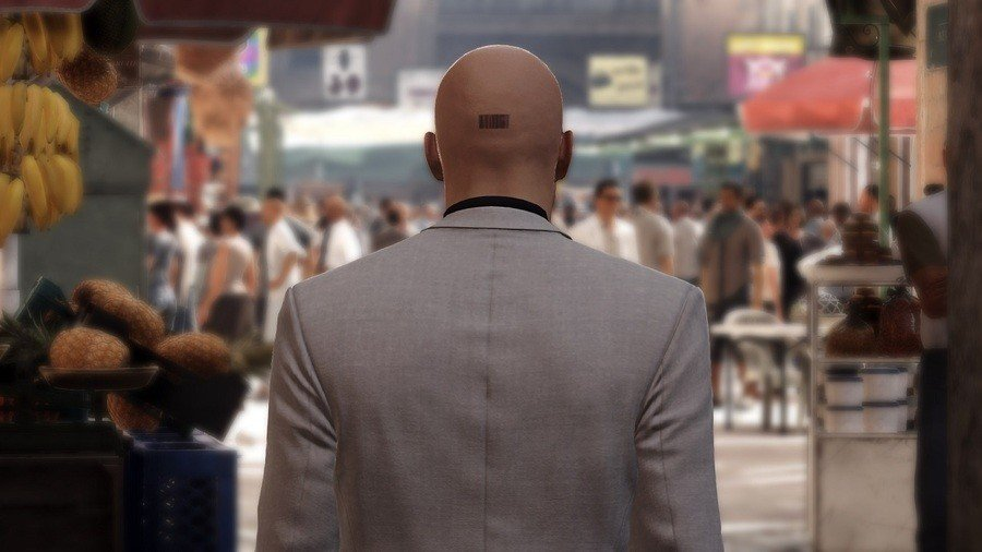 Hitman PS4 PlayStation 4