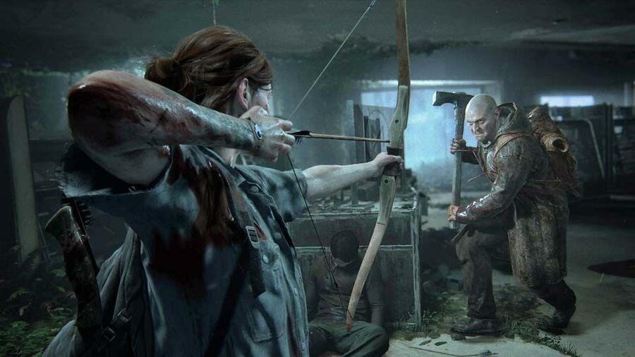 The Last of Us Factions Naughty Dog 1