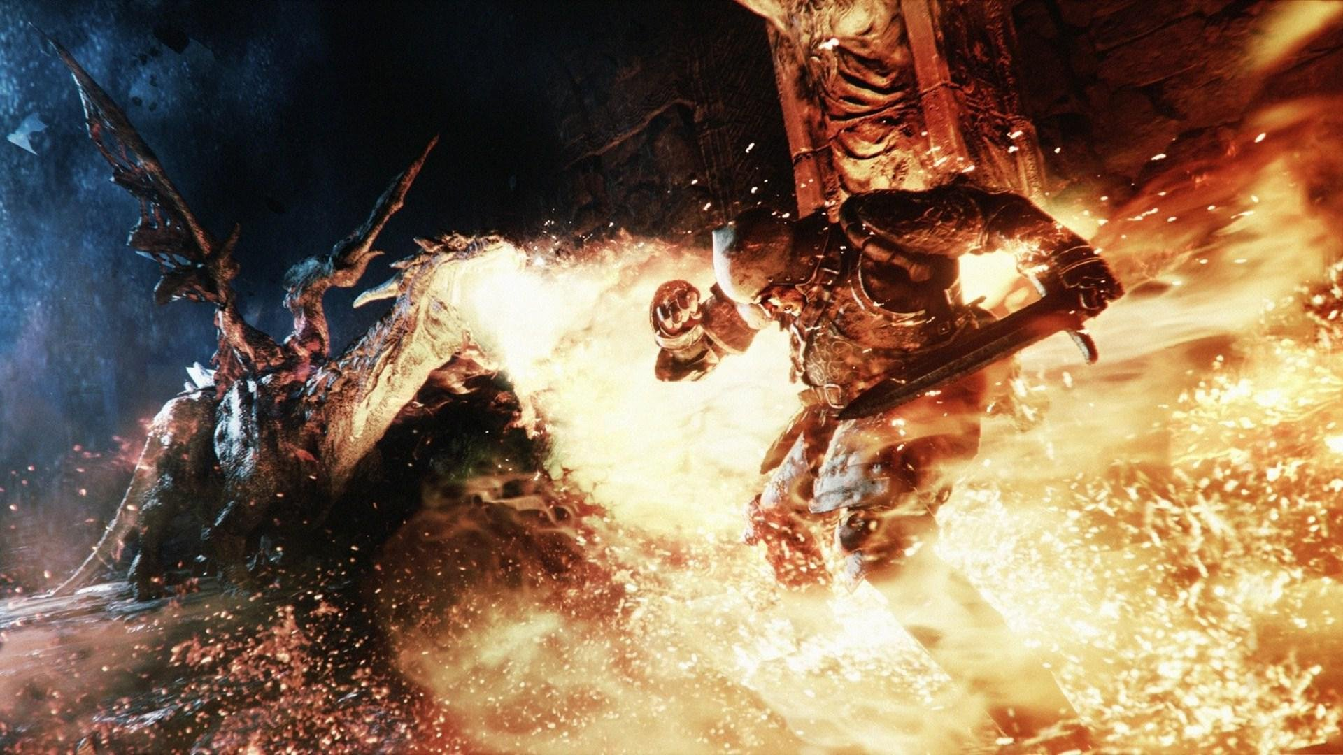 Capcom 'hasn't completely given up on' PS4 dungeon crawler Deep Down