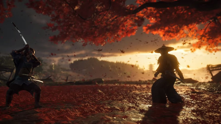 Ghost Of Tsushima PS4 Release Date Hype Poll