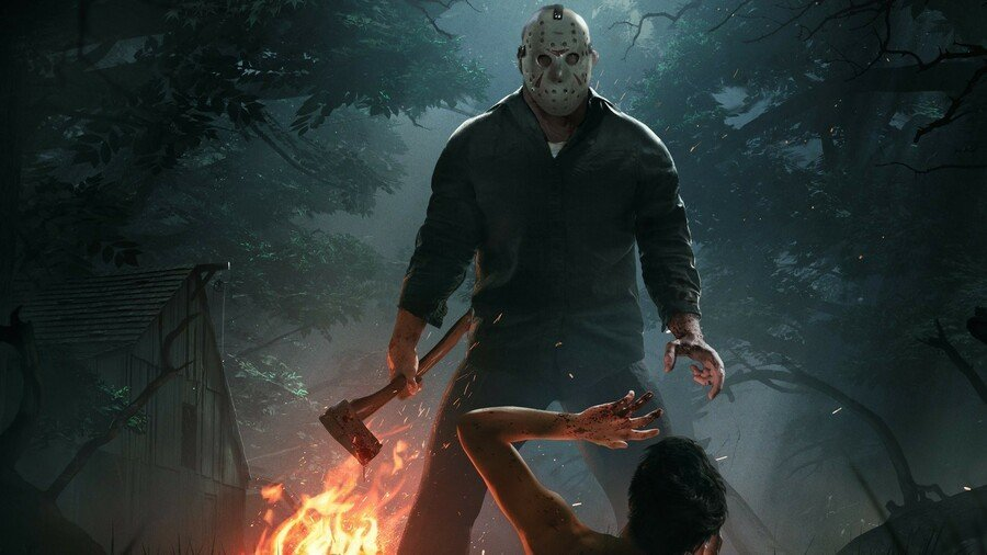 Friday the 13th: The Game PS4 PlayStation 4