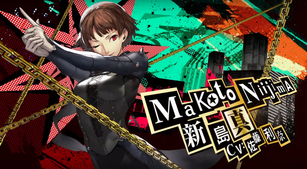 Persona 5 Royal Makoto Trailer Shows New Gameplay, Character Scenes, and Beastly Volleyball Skills