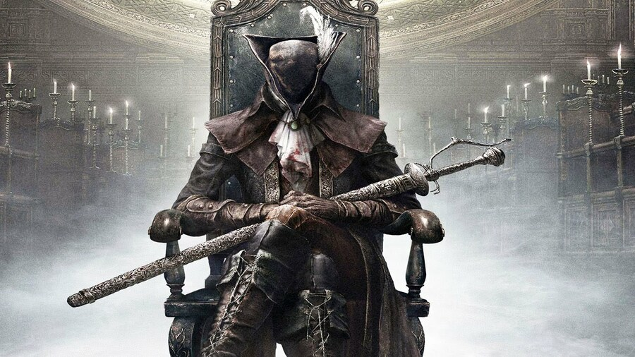Bloodborne From Software PS4 PlayStation 4 1