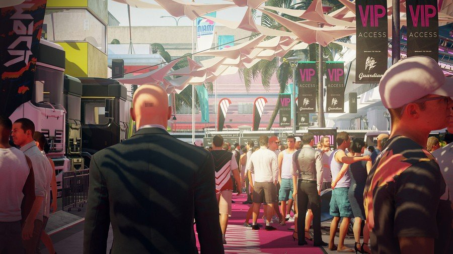 Hitman 2 PS4 PlayStation 4 Weekend Sale PS Store Europe