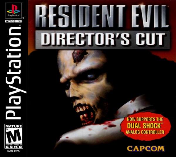 Image result for resident evil directors cut ps vita