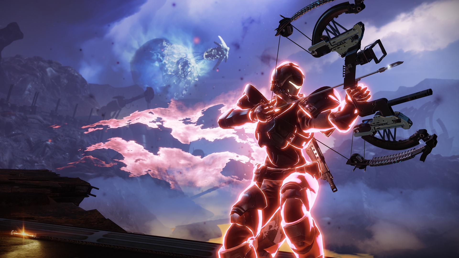 Destiny 2: Forsaken - How to Get a Bow - Guide - Push Square