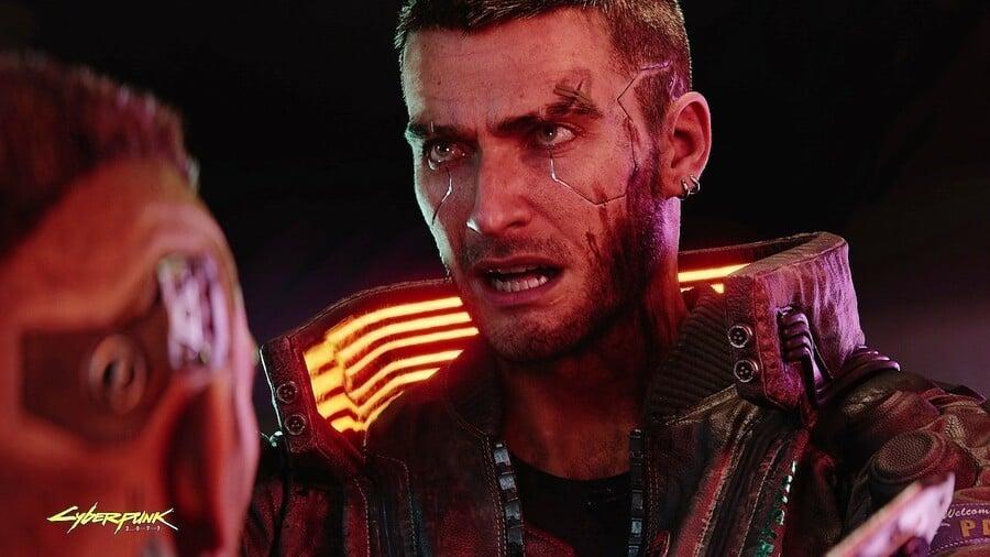 Cyberpunk 2077 PS5 PS4 Crash