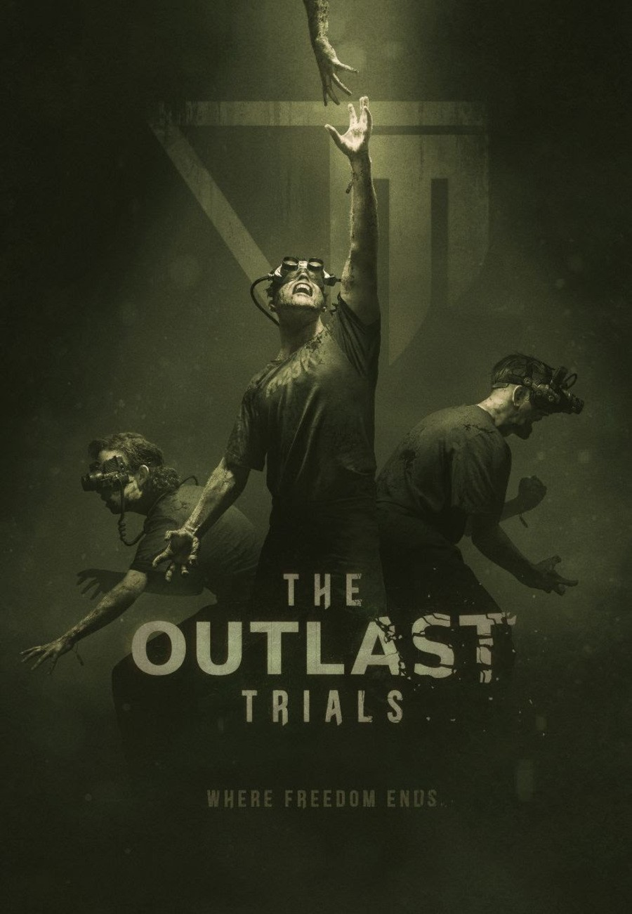 The Outlast Trials PS4 PlayStation 4 1