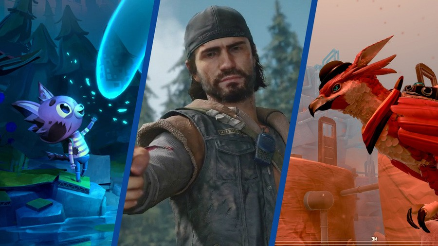PS4 Game of the Month April 2019