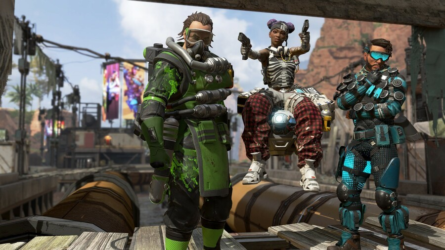 Apex Legends PS4 PlayStation 4 PS Plus PlayStation 1