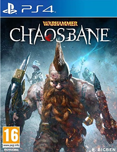 Warhammer Chaosbane Review Ps4 Push Square