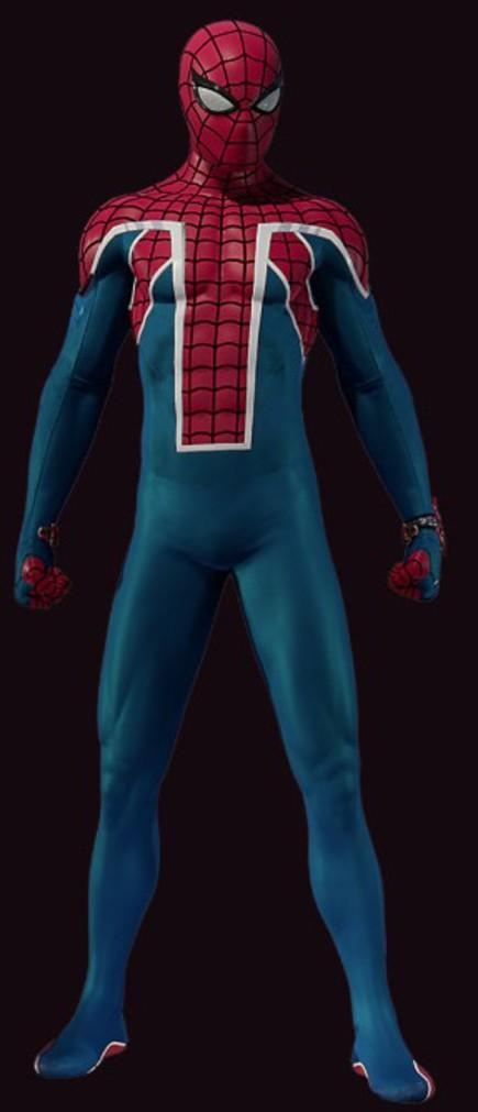 Spider-UK Suit