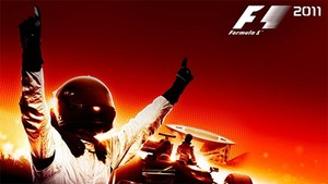 F1 2011 Finished Up Second On This Week's UK Sales Charts.