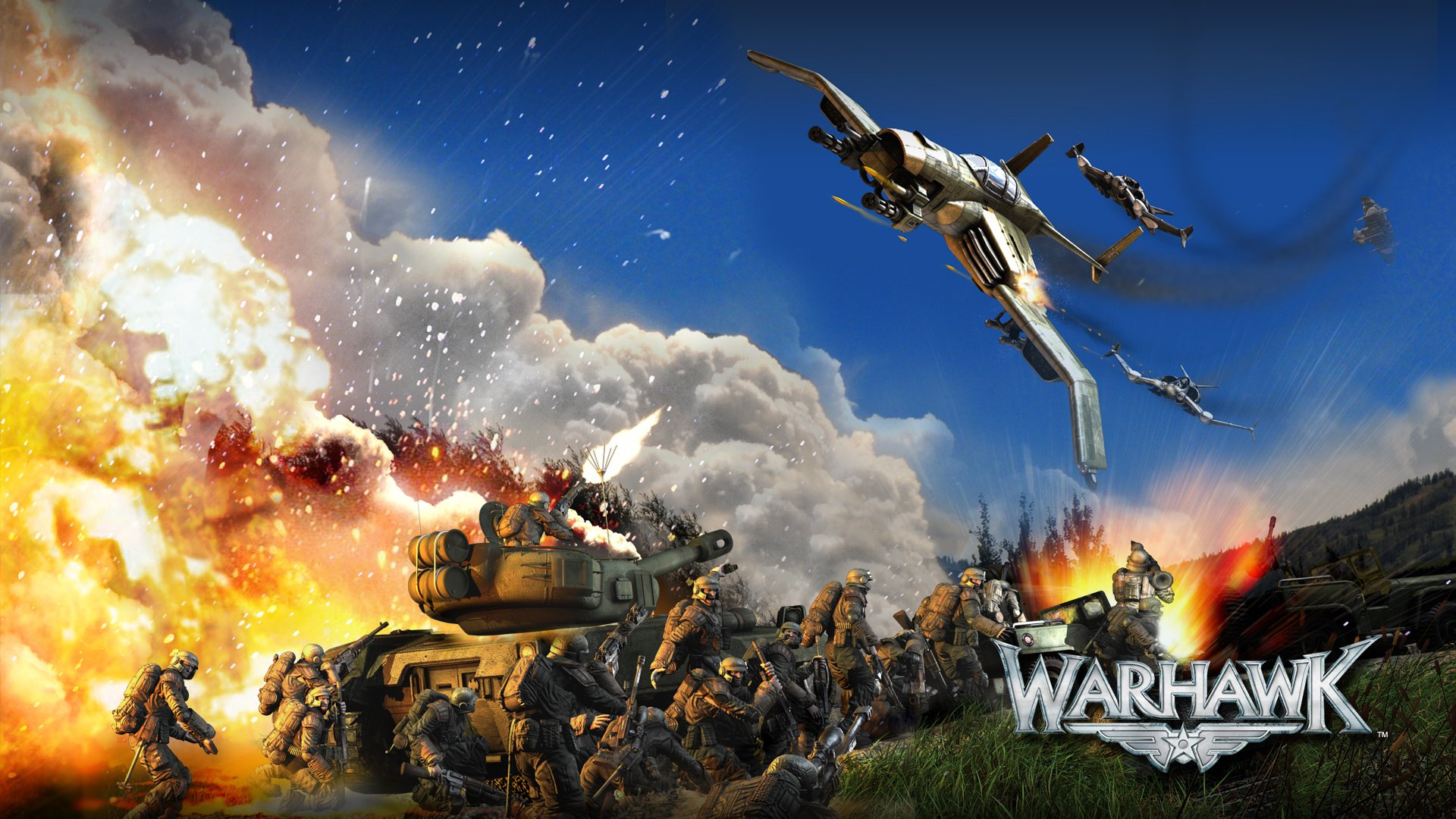 Warhawk and More PS3 Games Latest to Suffer Sony's Online Server