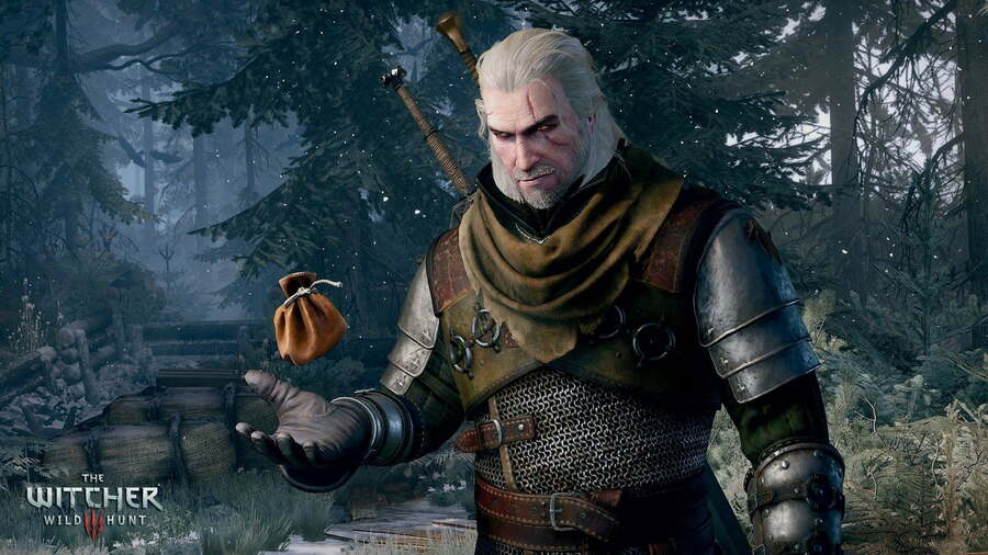 The Witcher 3: Wild Hunt PS4 PlayStation 4