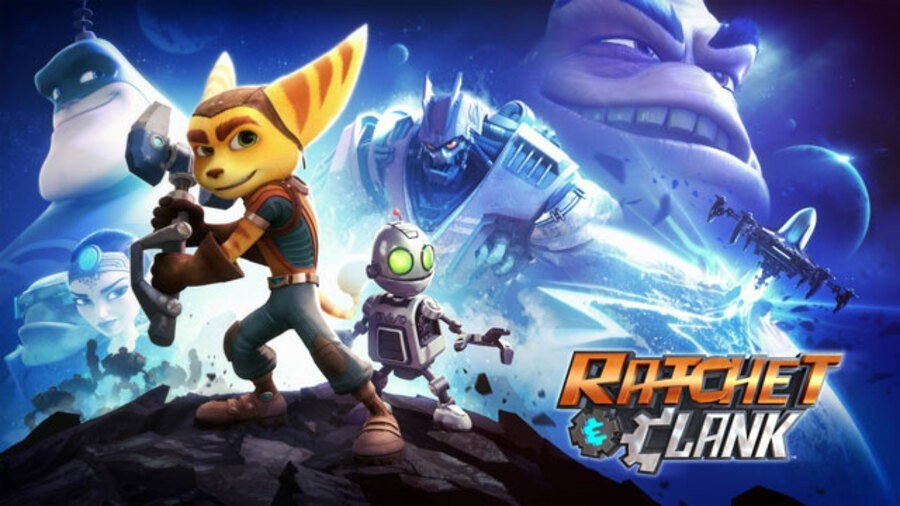 Go Lombax To The Future With Ratchet Clank On Ps4 Push Square