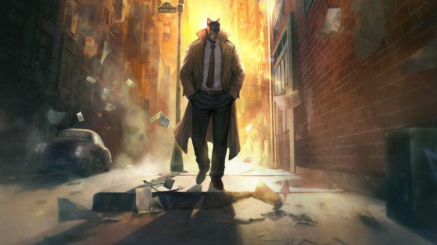 Blacksad PS4 Release Date Delay
