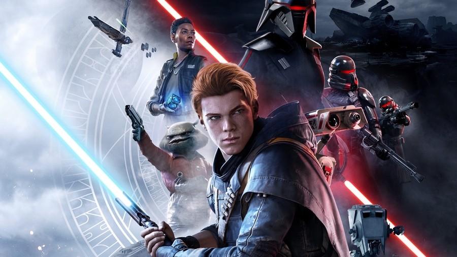Star Wars Jedi Fallen Order PS5
