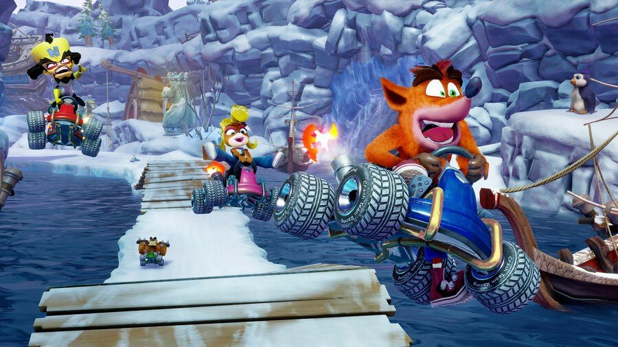 Crash Team Racing Nitro-Fueled Cheats Codes Guide PS4 PlayStation 4