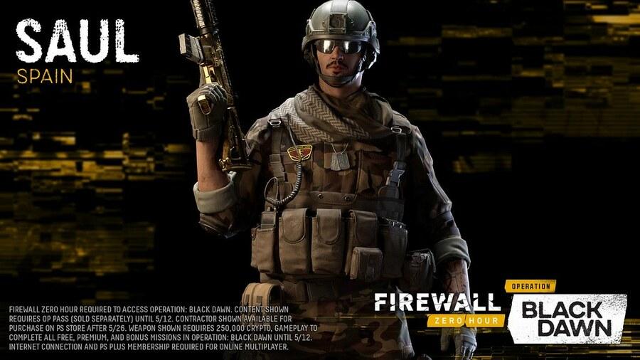 Firewall Zero Hour PS4 PlayStation 4 1