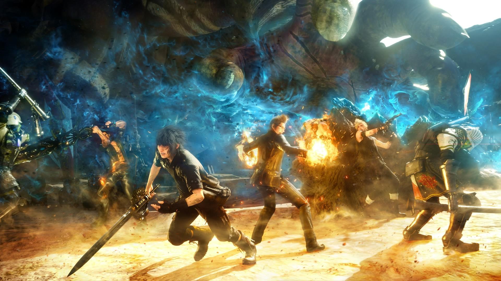 First Impressions: Final Fantasy XV Has Massive Potential
