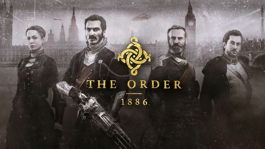 The Order 1886 PS4 PlayStation 4 1
