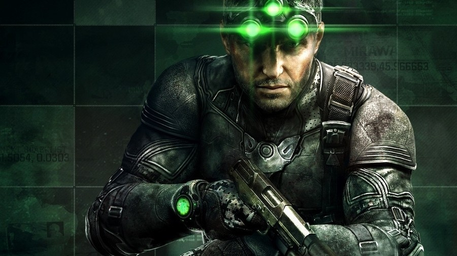 Splinter Cell PS4 PlayStation 4 1