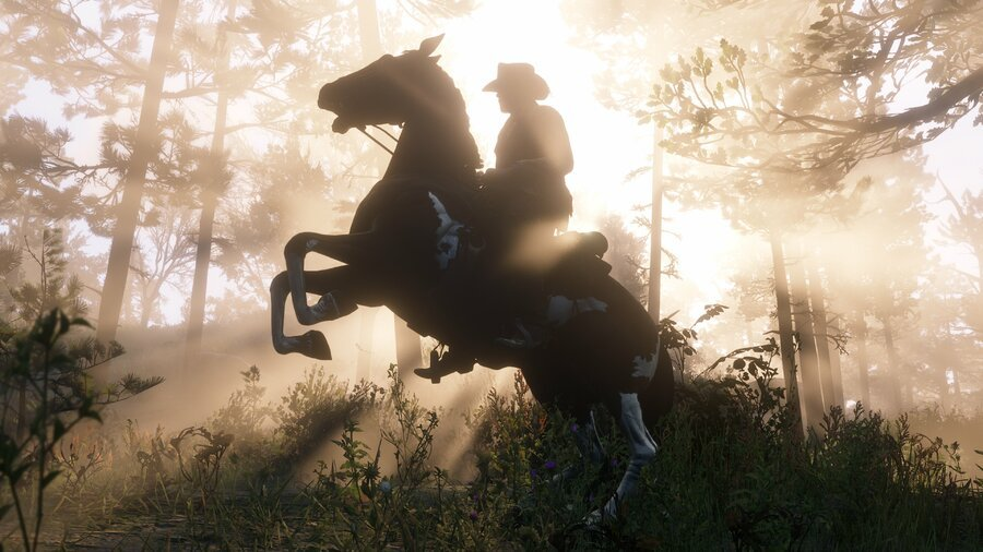 red dead redemption 2 how to start a new game guide 1