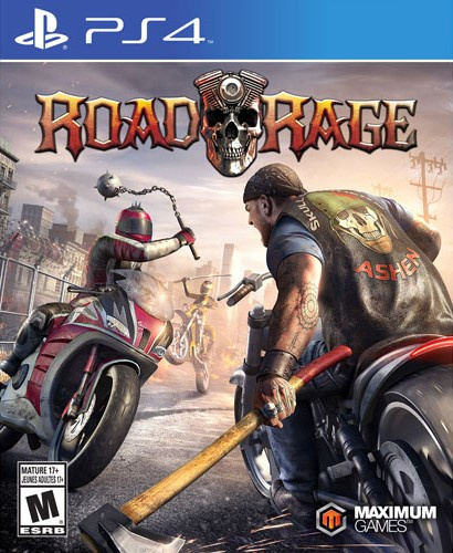 Road Rage Review (PS4) | Push Square