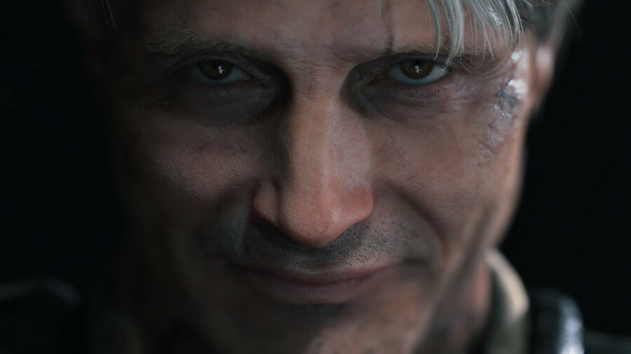 Death Stranding The Game Awards 2018