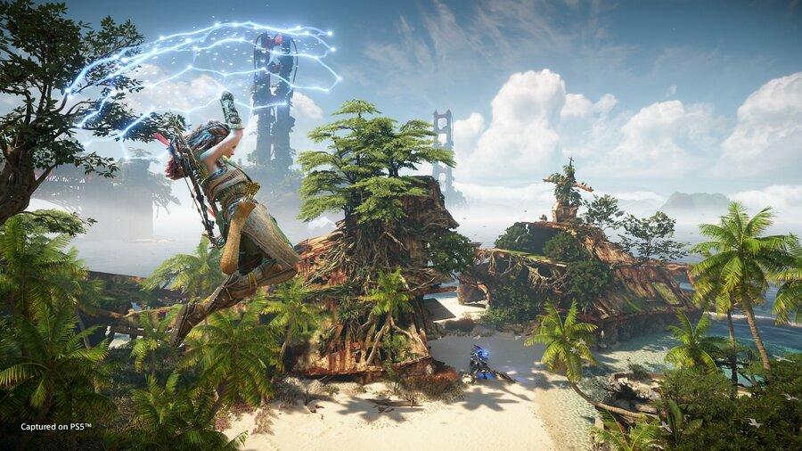 Horyzont Zakazany Zachód PS5 PS4