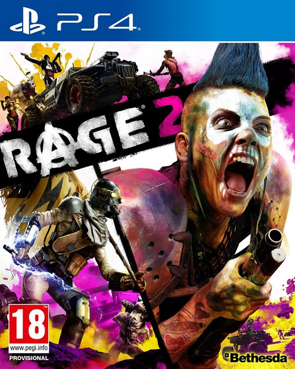 RAGE 2 Review (PS4)   Push Square