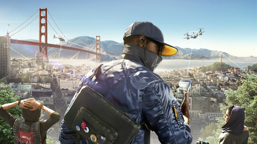 Watch Dogs 2 PS4 PlayStation 4 Sony 1