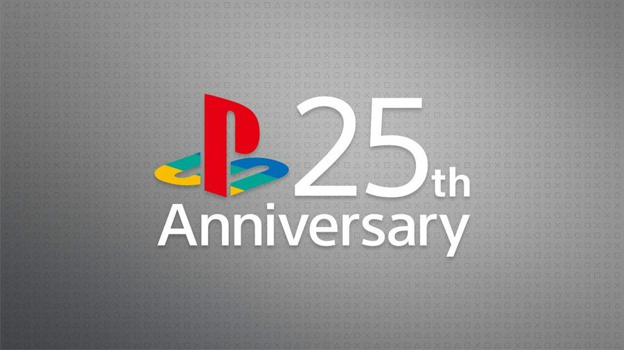PlayStation 25th Anniversary 1
