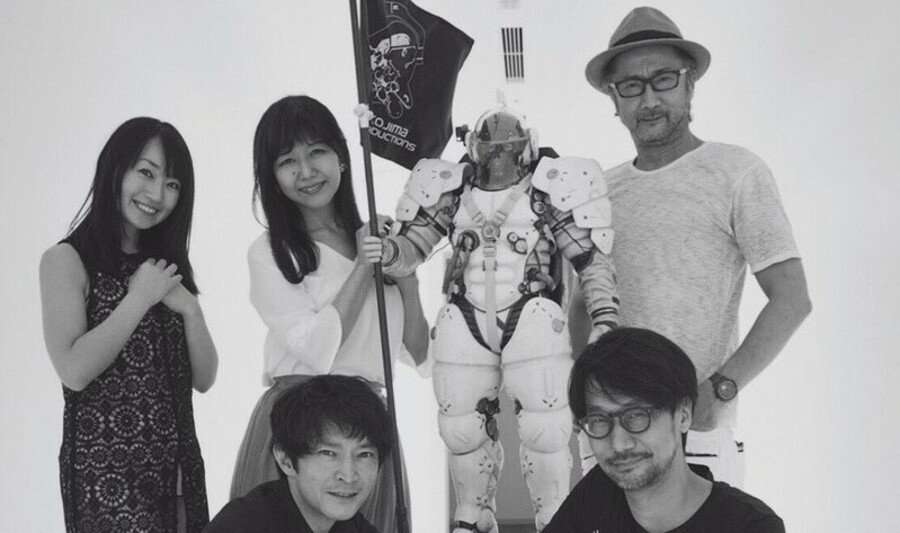 Death Stranding Voice Actors Japanese