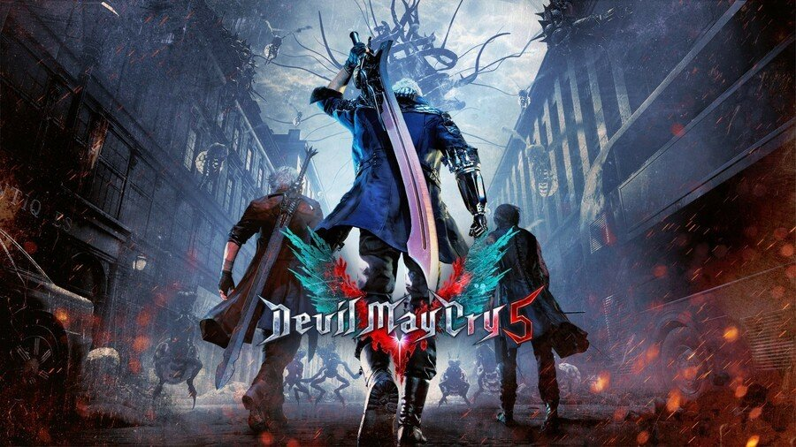 Devil May Cry 5 Release Date