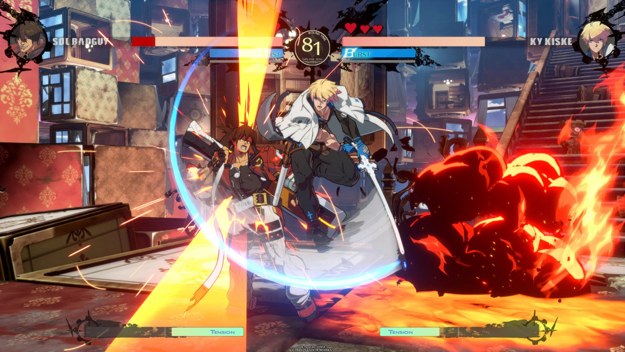 Guilty Gear Strive Second Open Beta Out Now on PS5, PS4