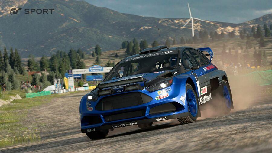 Gran Turismo Sport PS4 PlayStation 4 1