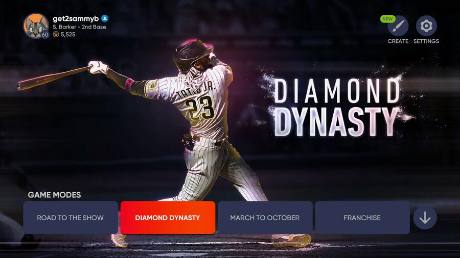 MLB The Show 21: Where to Start in Diamond Dynasty Guide 1