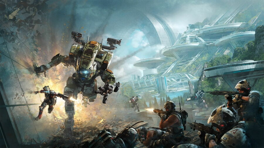 Titanfall 2 PS4 PlayStation 4 PS Plus December 2019