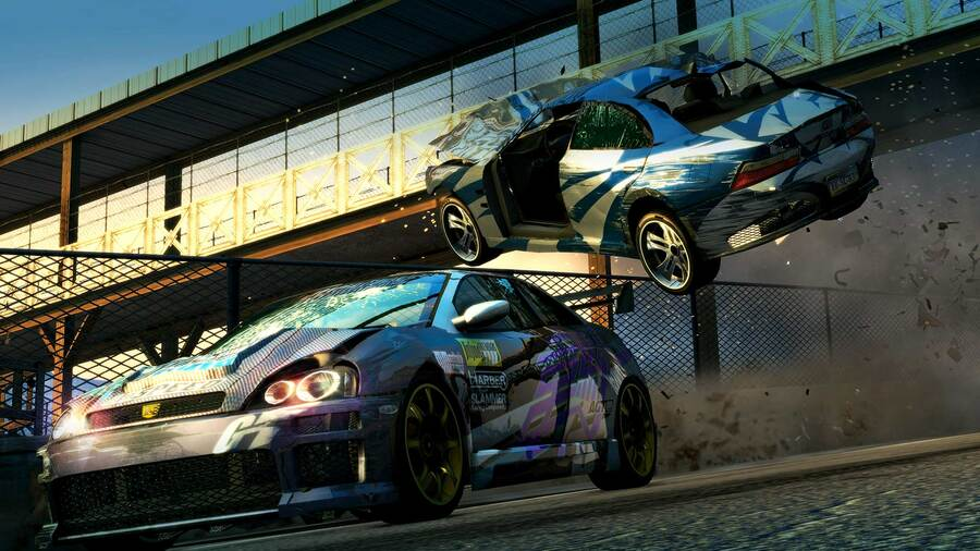 Burnout Paradise Remastered PS Plus Sale PlayStation Store PS4